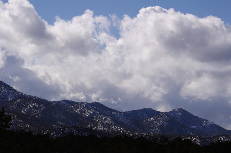 south of Picuris Peak