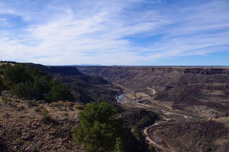 Rio Grande Rive